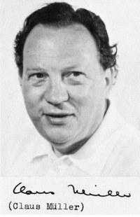 Claus Müller