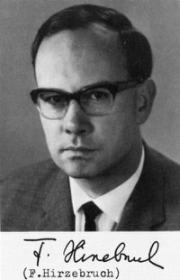 F. Hirzebruch