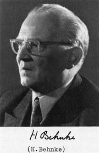 H. Behnke