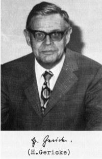 H. Gericke