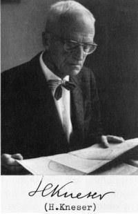 H. Kneser