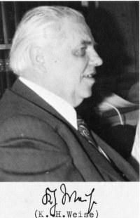K. H. Weise