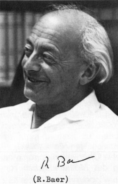 R. Baer
