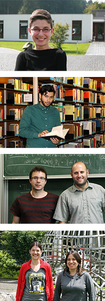 collage of junior researchers