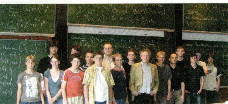 Mathe AG 2008