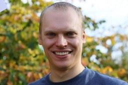 Portrait of Euan Spence